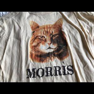 Other - Vintage Morris the cat T shirt adult L XL